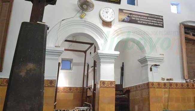 Sejarah Masjid Lirboyo