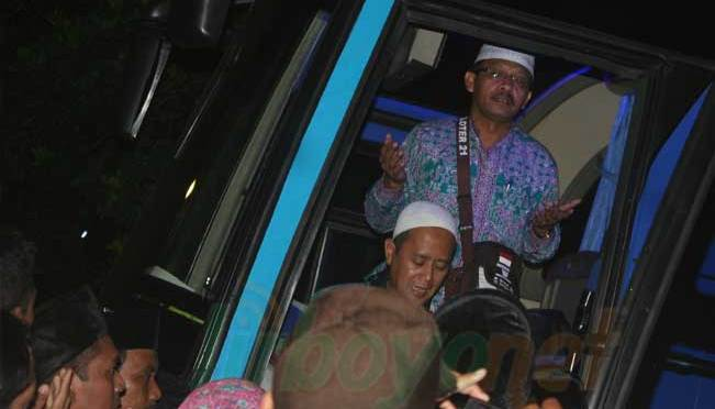 Jamaah Haji Tiba Kembali