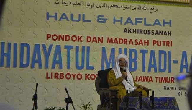 Haul dan Haflah Pondok Pesantren Putri Hidayatul Mubtadiaat