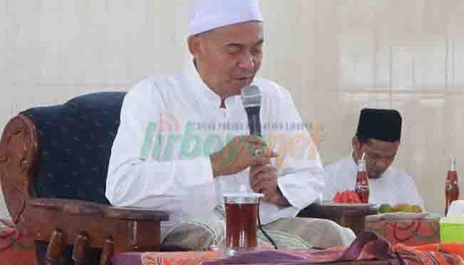 Dawuh KH. AHS Zamzami Mahrus: Jangan pernah putus asa
