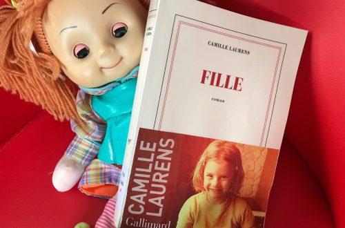 """""""Fille"""" de Camille Laurens"""