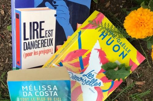 Photo de trois romans lumineux pour éclairer l'été