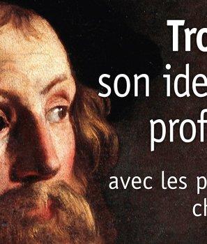 Trouver son identité profonde avec les penseurs chrétiens – JP Lannegrace