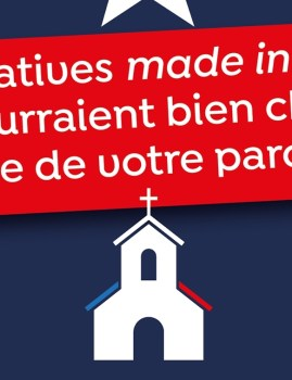 In Church we trust – Agathe et Jean-Baptiste BONAVIA