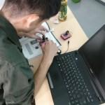 長岡技術科学大学でmbed勉強会をしてきました。