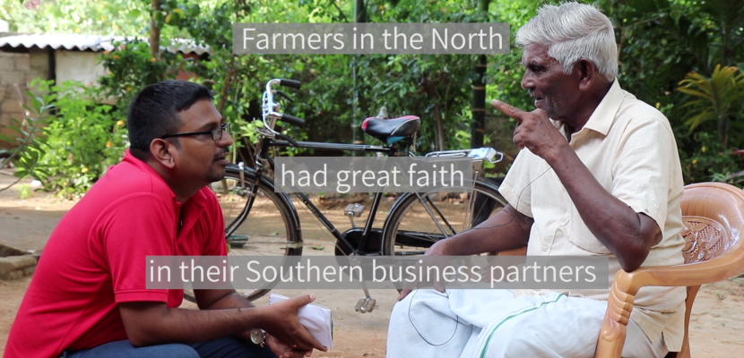 Peace to the farmers' fields (Video)