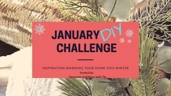 January DIY Challenge