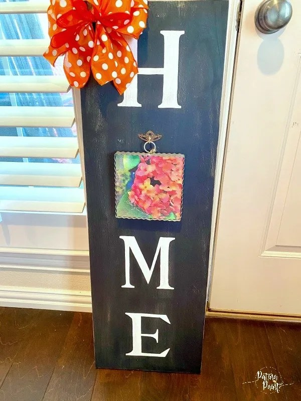 home sign gift