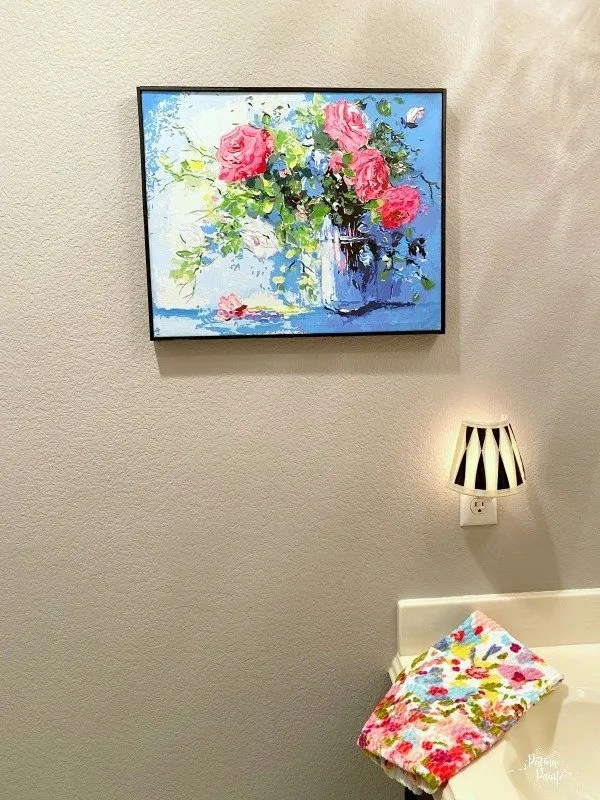 how to frame art on a budget