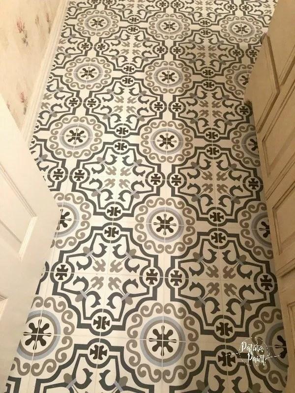 new tile floors