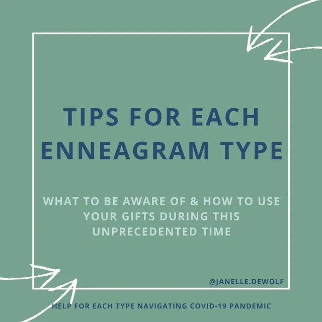 How To Navigate Covid 19 Pandemic By Enneagram Type