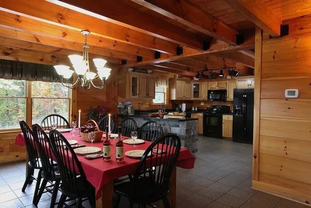Ape Cabin 1 Shenandoah Valley Luray Va Mountain Vacation Rental