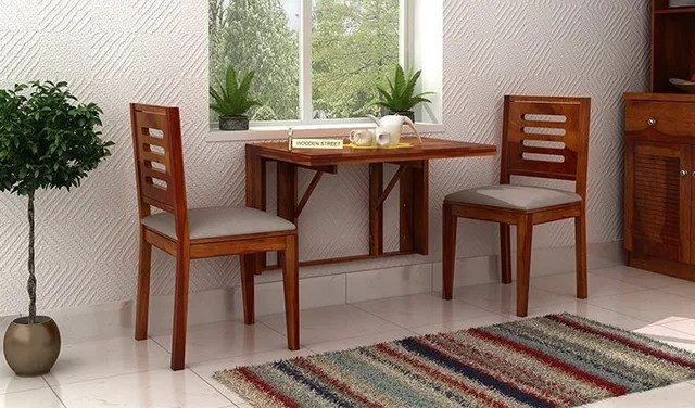 List Of 2 Seater Dining Table Set For Small Spaces