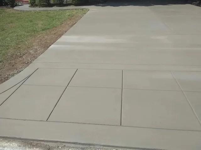 murfreesboro concrete driveways patios