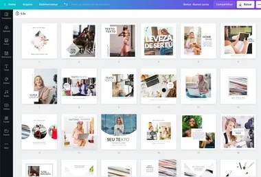 Pack Canva Business