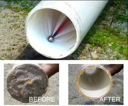 underground drain cleaning g s
