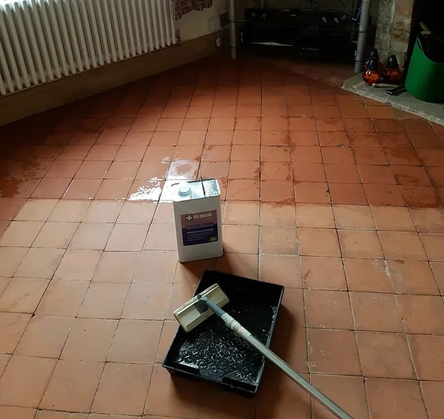 sealing tiles stone and grout sealer
