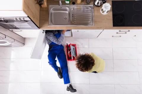 plumbing repair bennington vt