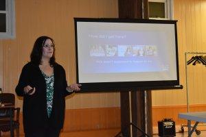 Lisa-Michelle Kucharz Battling Cyberbullying Nassau Herald