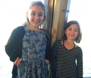 Talia and Gracie Shuman Spreading Good Vibes and Random Acts of Kindness