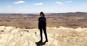 Lisa-Michelle Kucharz Hiking 2019