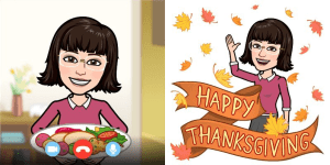 Thanksgiving 2020 - Lisa-Michelle Kucharz
