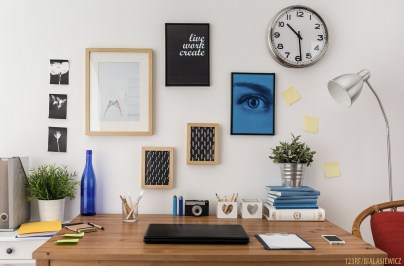 Thrive by enhancing your workspace.