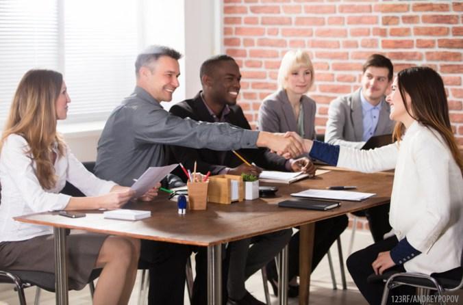 Excel at job interviews.