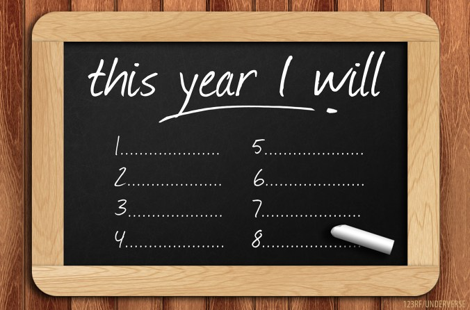 Thrive with resolutions that work.