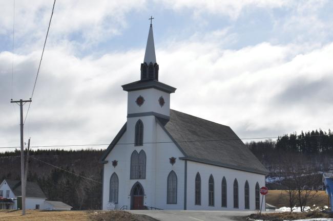 Arisaig Church