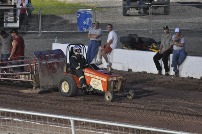 Truck and Tractor Pull