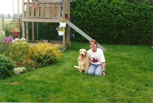 Julie & Surf July 2000