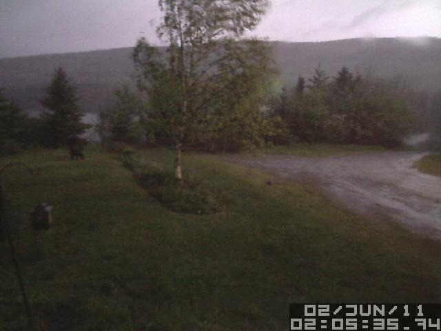 Lighting storm - June 2, 2011