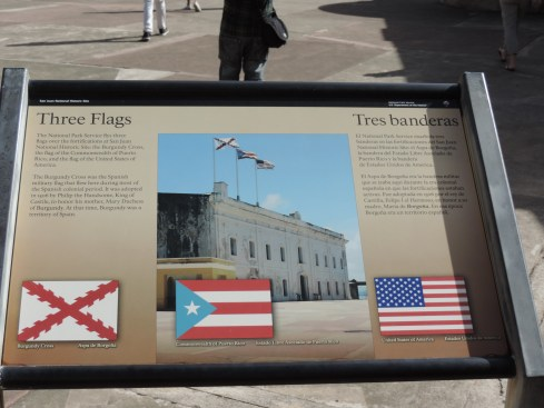 Flags of Puerto Rico.