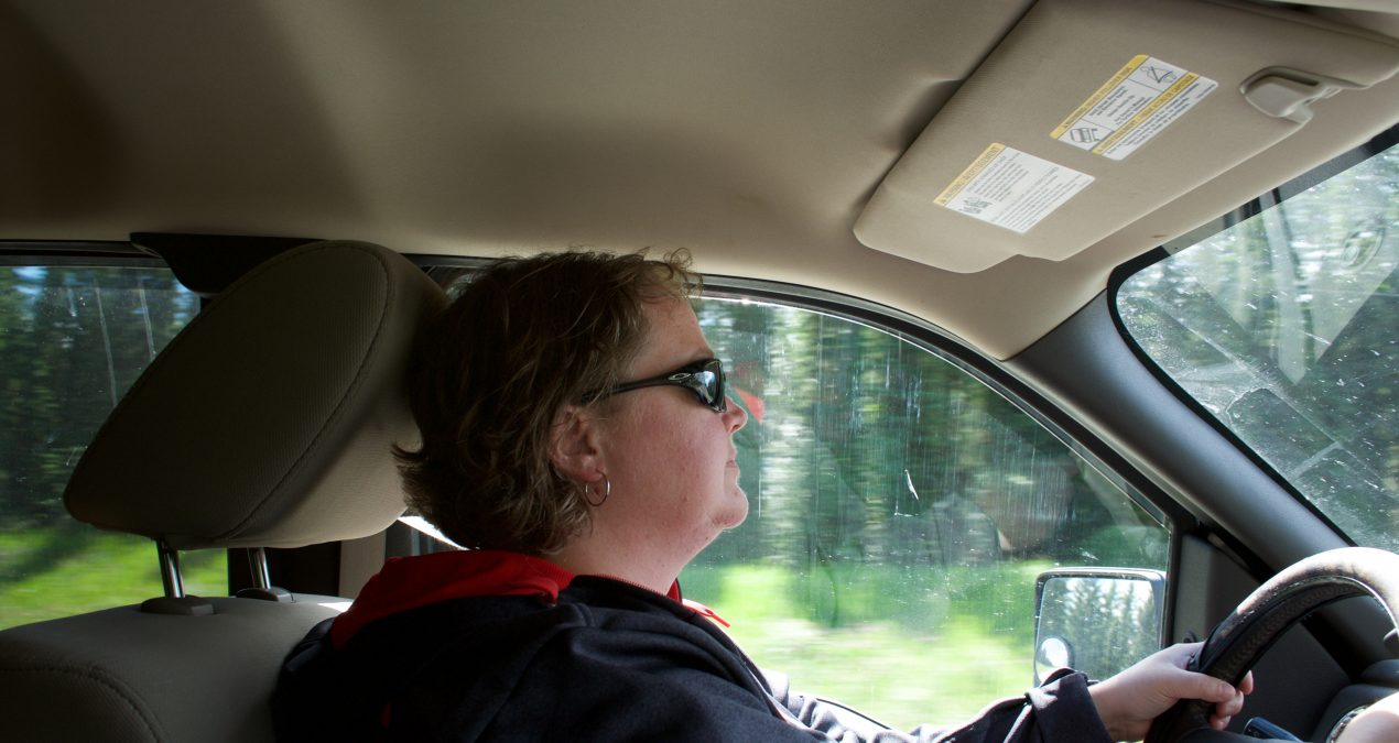 Our drive across Canada