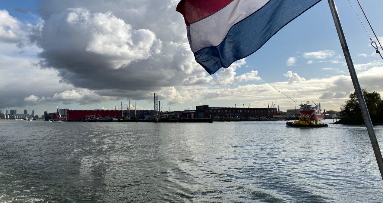 Back to Rotterdam!