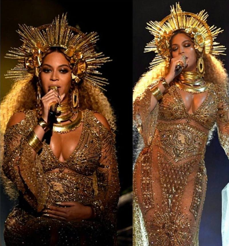 Beyonce Channels The Goddess Oshun In These Stunning