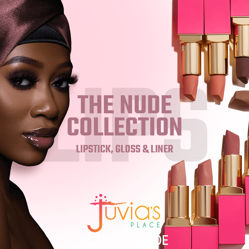 juvias place nude lipstick collection review