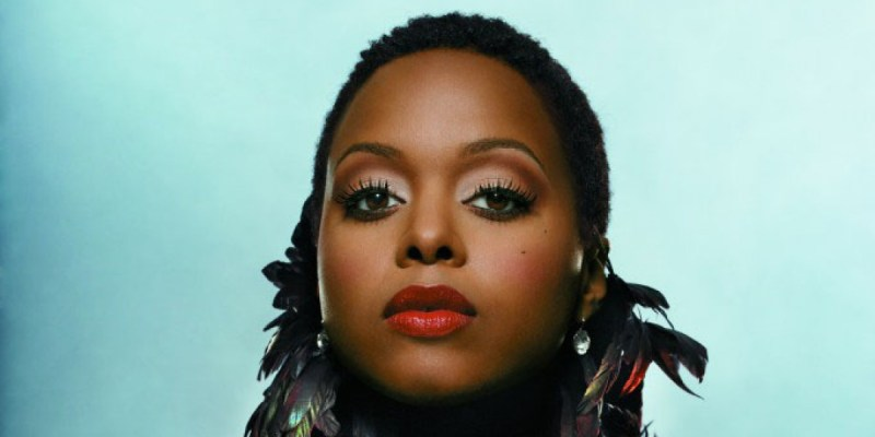 Watch Chrisette Michele's Performance At The Inauguration