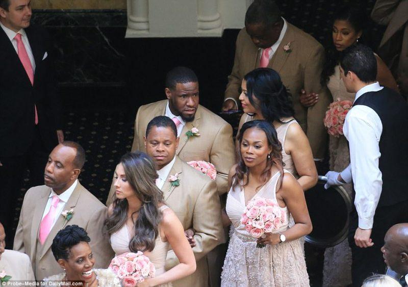 omarosa-wedding