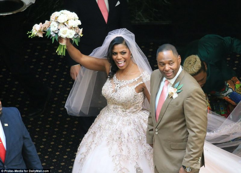 omarosa-wedding