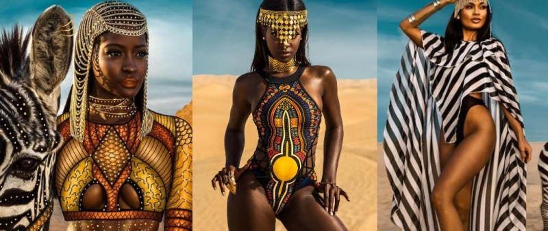 This Nigerian-American Designer's Swimwear Line Is EVERYTHING