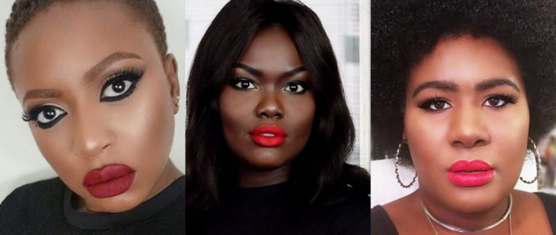 Black Women CAN Wear Red: 13 Red Lipsticks That Look Gorgeous on Brown Skin