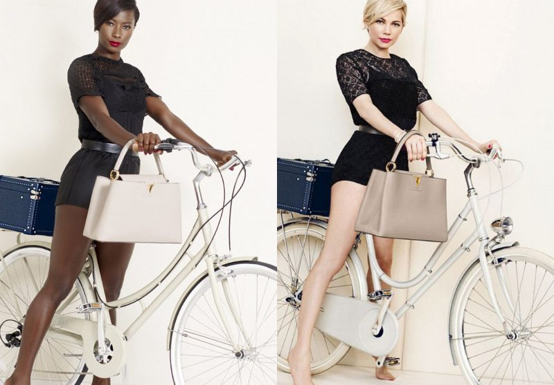 Deddeh Howard-black-model-recreates-fashion-campaigns-white-models-diversity-7