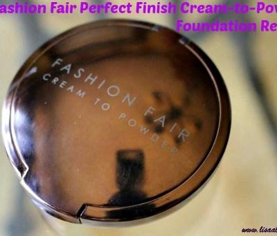Fashion Fair Perfect Finish Cream-to-Powder Foundation Review