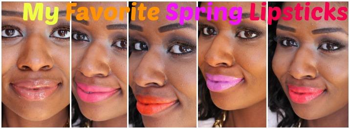 Best Lipsticks for Spring (Women of Color Friendly)