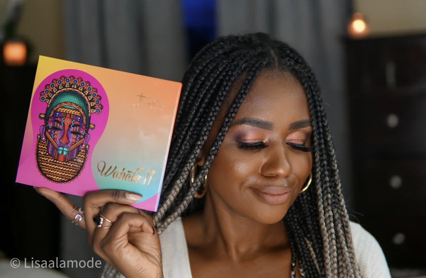 dark skin beauty blogger