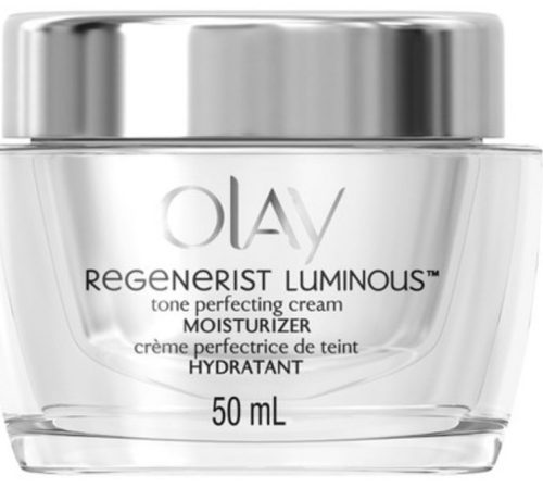 Olay Regenerist Luminous Tone Perfecting Cream Face Moisturizer