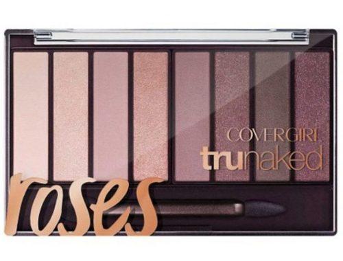 Covergirl TruNaked Roses Palette