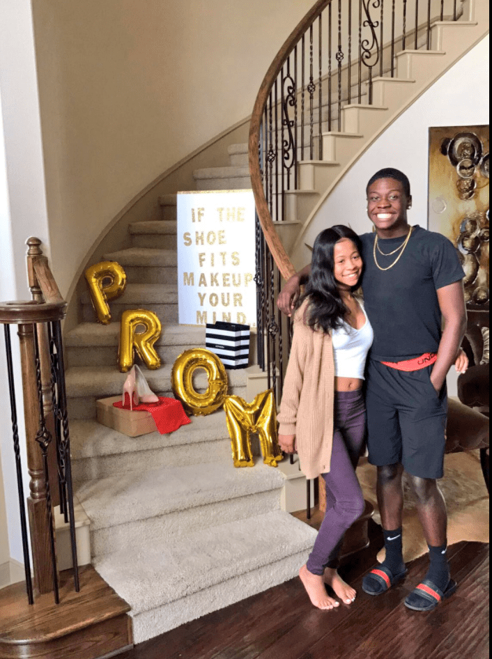 He Bought His Friend $700 Louboutins To Ask Her To Prom